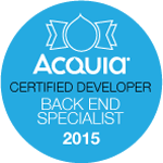 Acquia Certified Developer - Back End Specialist